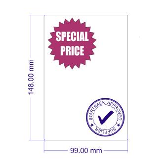 Lowest Price Startrack Labels - 40 rolls