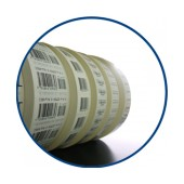 Synthetic Custom Printed Tags and Labels